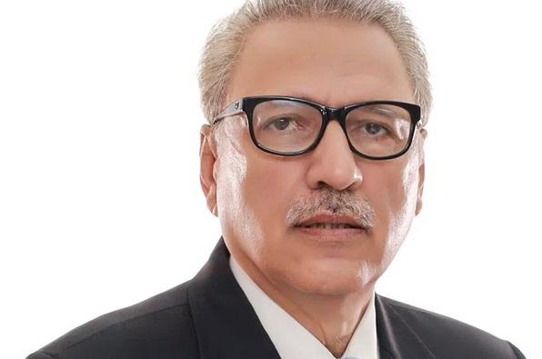 پاکستان کے معاشی حب کراچی کے مسائل حل کریںگے، صدر پاکستان عارف علوی