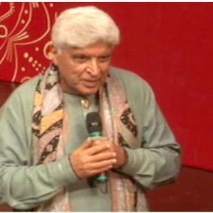 بھارت کے ممتاز شاعر جاوید اختر