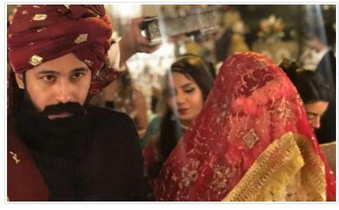 شادی سادگی سے نجی تقریب میںہوئی جلد ہی شادی کی آفیشل تصاویر ولیمے کی تقریب کے بعد شیئر کی جائیںگی، فیملی ذرائع