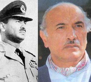 پاکستان فضائیہ کے پہلے کمانڈر ایئر مارشل اصغر خان