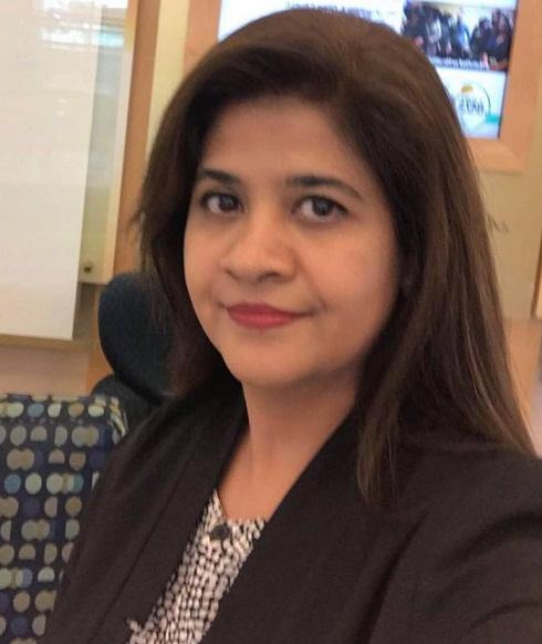 ڈاکٹر حنا امبرین طارق