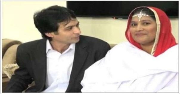 بولیویا کی خاتون پاکستانی نوجوان اعجاز سے شادی پر خوش ہے