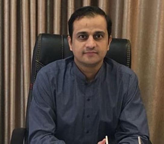 سندھ کے مشیر اطلاعات قانون و اینٹی کرپشن بیرسٹر مرتضیٰ وہاب