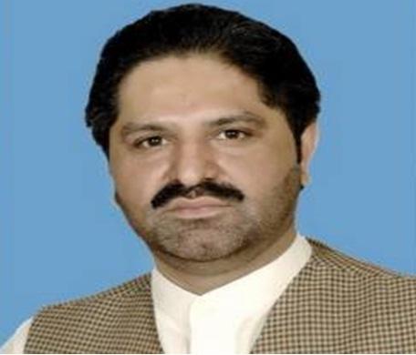 پا کستان تحریک انصاف کے رہنما سردار علی محمد مہر