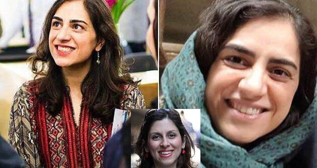 ایرانی خاتون کو جاسوسی کے جرم میں ایرانی عدالت نے سزا سنادی، خاتون برٹش کونسل میں ملازم تھی، لندن نےر تشویش کا اظہار کیا ہے، اس سے قبل برٹش کونسل کی ایک اور ملازمہ نازنین زغاری ریٹ کلف (چھوٹی تصویر( کو بھی ایرانی عدالت جاسوسی پر سزا سنا چکی ہے
