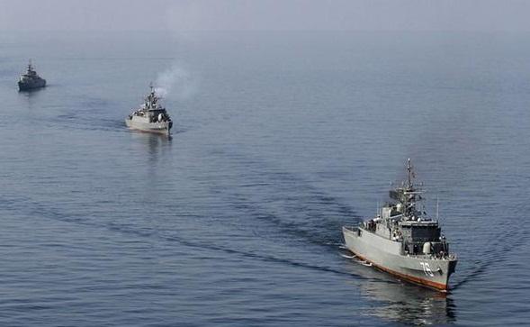 آبنائے ہرمز میں بحری جہازوں پرپراسرار حملہ ایران کا اظہار تعلقی