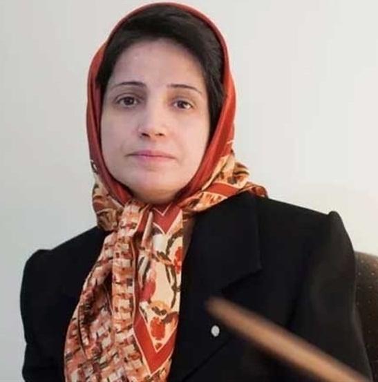 اس سے قبل بھی ایرانی عدالت ایک خاتون نسرین ستودہ کو جاسوسی کے الزام میں 38 برس قید اور 148 کوڑے مارنے کی سزا سنا چکی ہے