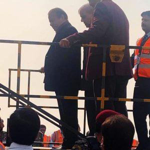 نواز شریف لندن  کے لیے روانہ ہورہے ہیں
