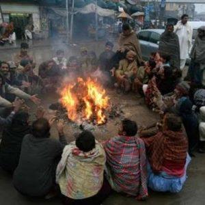 15 اور17جنوری کی رات کراچی کا درجہ حرارت 5 سے 6 ڈگری سینٹی گریڈ تک گرسکتا ہے