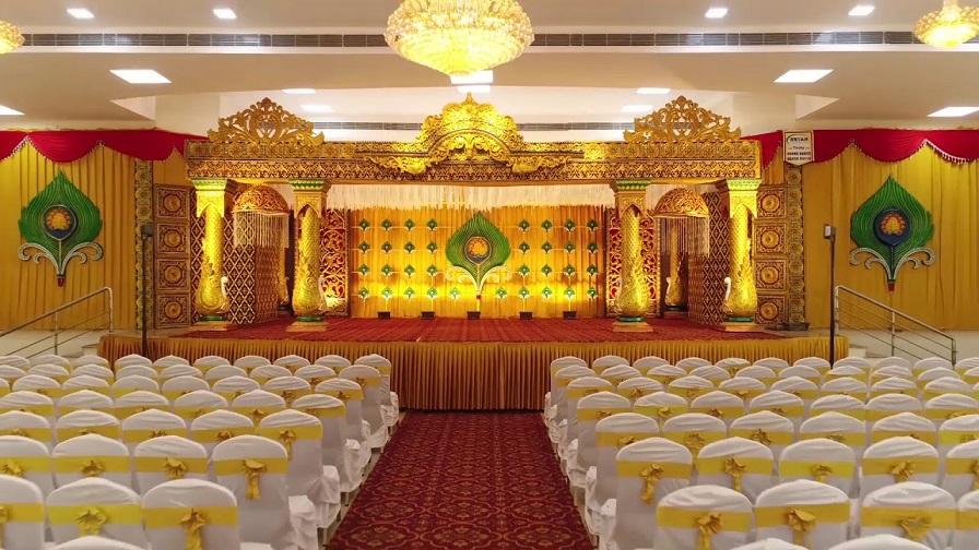 کورونا وائرس کے پیش نظر سندھ حکومت نے  میرج ہالز میں شادی کی تقریبات پر پابندی عائد کرنے کا فیصلہ کرلیا