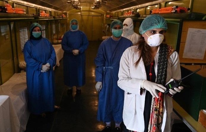 پاکستان میں اب تک کل 1 لاکھ 44 ہزار365 افراد کے کورونا وائرس کے ٹیسٹ کیے جا چکے ہیں۔