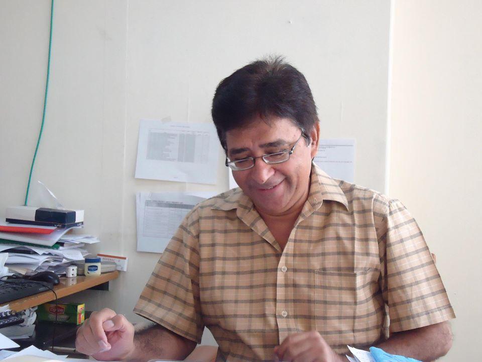 پاکستان کے نامور شاعر کاوش عباسی