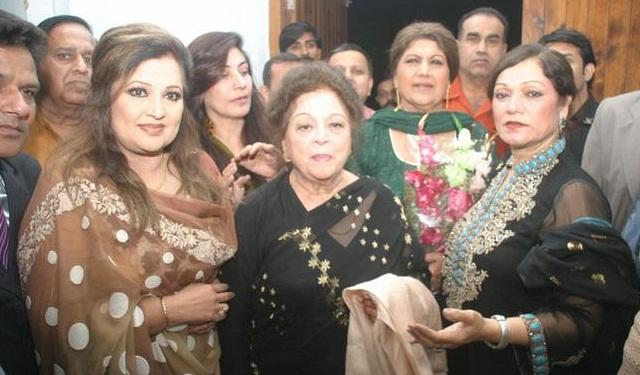 صبیحہ خانم کو بہترین خدمات کے عوض 1987 میں تمغہ حسن کارکردگی سے نوازا گیا تھا