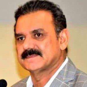 عاصم سلیم باجوہ ، وزیر اعظم کے معاون خصوصی برائے اطلاعات اور چیئرمین سی پیک اتھارٹی