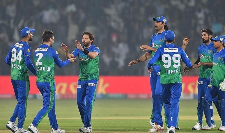 ایونٹ کے چاروں بقیہ میچز 14، 15 اور 17 نومبرکو لاہور میں کھیلے جائیں گے