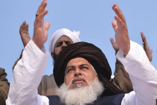 تحریک لبیک پاکستان کے سربراہ علامہ خادم حسین رضوی
