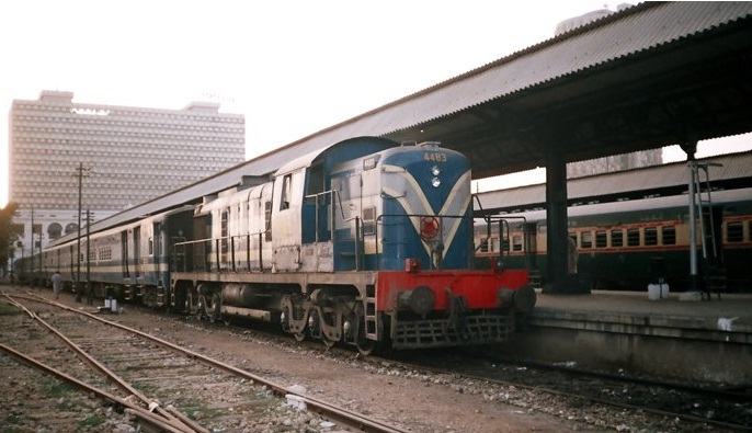 eight up and down passenger trains will run daily, for which the maximum fare will be Rs50.