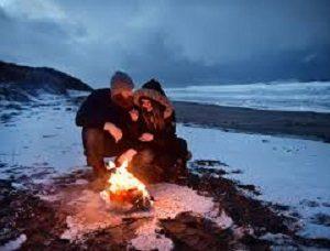 24 گھنٹوں میں ہوائوں کے رخ میں تبدیلی کے باعث رات میں موسم سرد ہوجاتا ہے