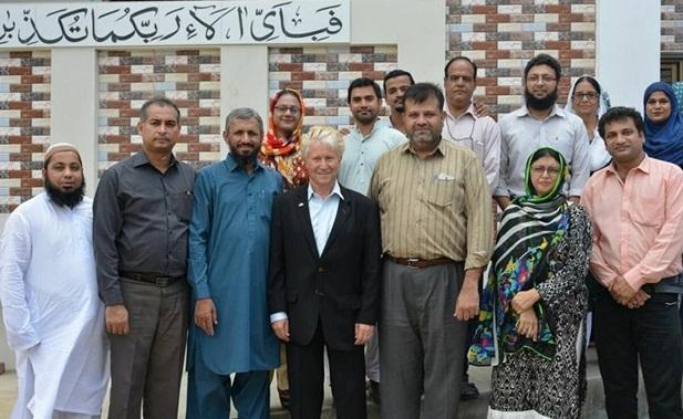آصف امین فاروقی کوترکی میں ہونے والے کوکنگ کے مقابلوں می دو مرتبہ پاکستان کی نمائندگی کا اعزاز حاصل ہے
